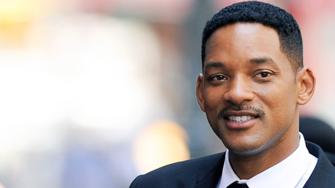 Will Smith Slaps Man Who Tries to Steal a Red Carpet Kiss