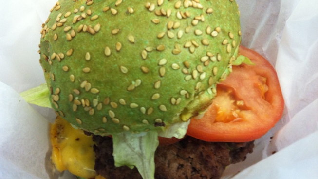 Z-Burger Is Going Green, March 16-17