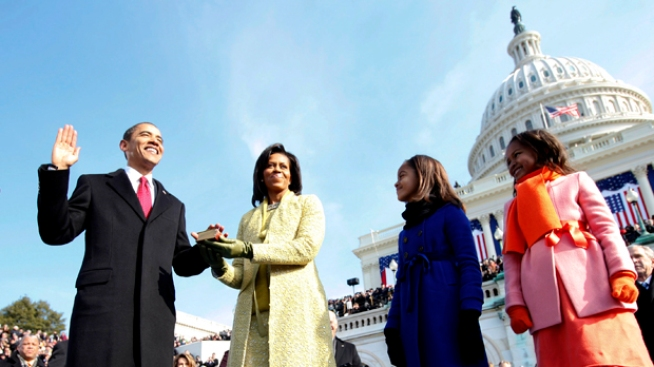 In Reversal, Obama Takes Inauguration Cash from Corporations