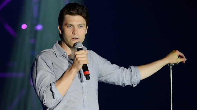 """SNL"" Writer Colin Jost Named to ""Weekend Update"""