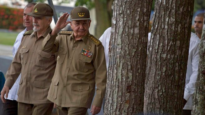 Cuba Announces Nationwide Military Exercises