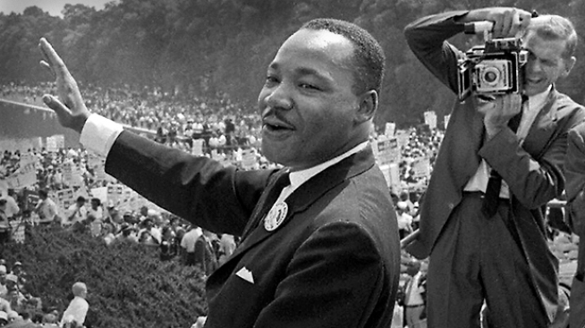 Poll: Virginians Split on If MLK's Dream Realized