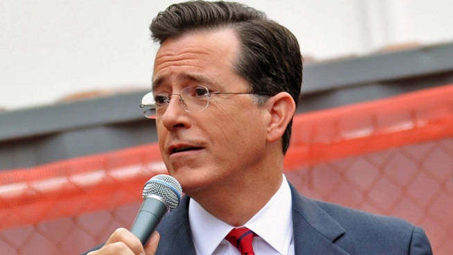 Stephen Colbert Angles for S.C. Senate Seat