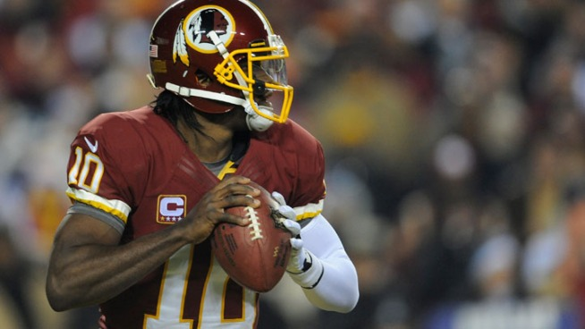 The Redskins big game against the Seahawks could be determined by the performance of one of the rookie quarterbacks.