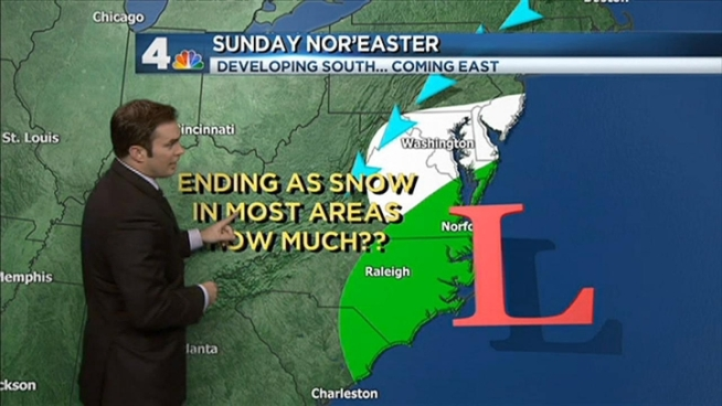 Get the weather forecast from Storm4 meteorologist Doug Kammerer.