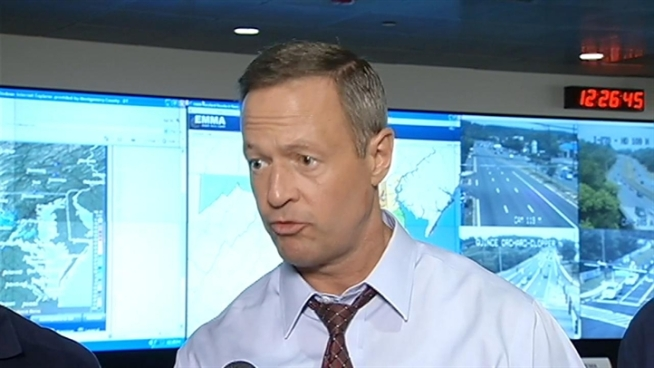 Maryland Gov. Martin O'Malley on Pepco's July 6 timeframe for power restoration: