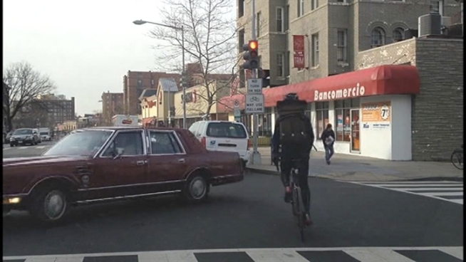 Some D.C. residents are concerned about bicyclists who don't obey the rules of the road as the city plans more bike lanes. News4 transportation reporter Adam Tuss reports.
