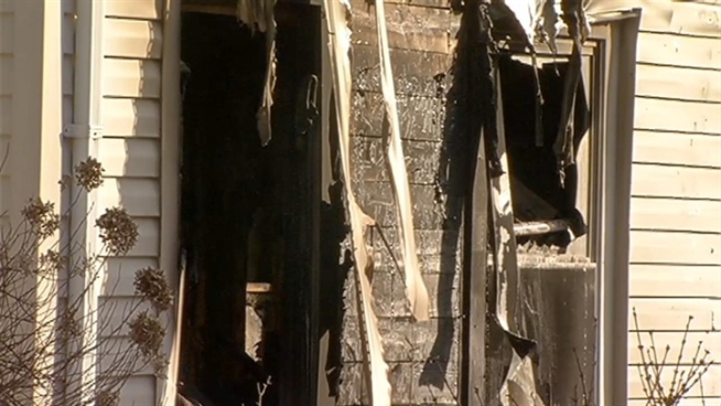 A 4-year old in critical condition after being rescued from a house fire in Southeast. News4 s Derrick Ward explains why a man is now in custody.