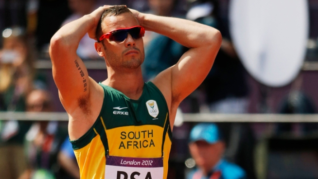 Pistorius Stunned in 200 Final at Paralympics