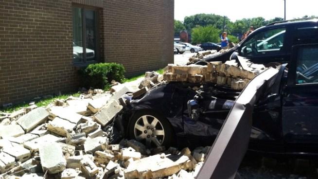 Damage Reports Around the Area
