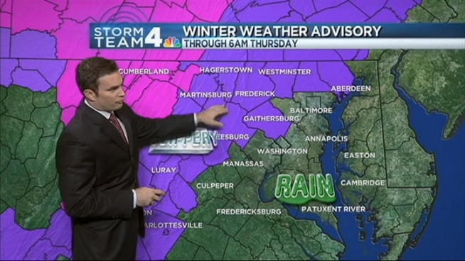 Storm Team 4 Chief Meteorologist Doug Kammerer has the forecast.