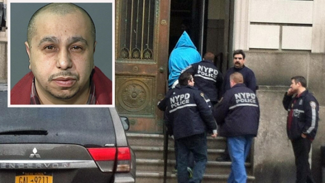 The suspect arrested in Pennsylvania in connection with the Brooklyn hit-and-run crash that killed a pregnant woman and her husband on their way to a hospital over the weekend has returned to New York to face charges. Tracie Strahan reports.