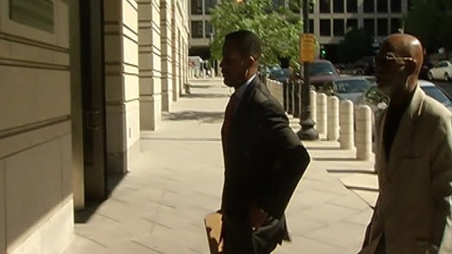 Former D.C. Council Chairman Kwame Brown was ordered to appear in court today after missing three weekly phone calls with the court.  He is now under a curfew and other rules. Brown is supposed to be sentenced next month on felony bank fraud. News4's Tom Sherwood reports.