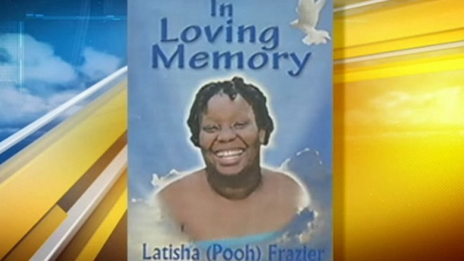 Latisha Frazier's Family Says Goodbye