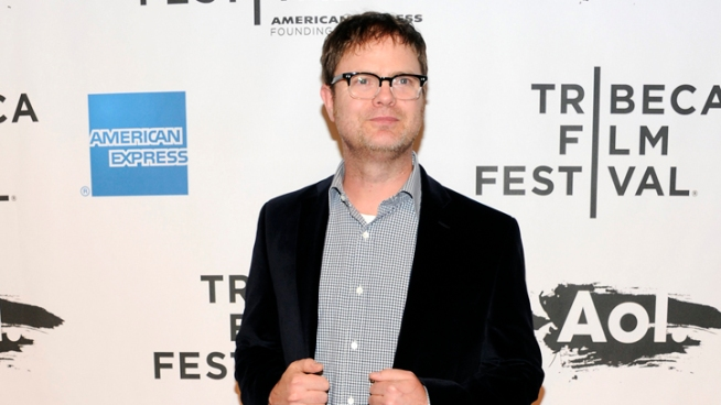 Rainn Wilson Mocks Angus T. Jones' Bizarre Video Rant