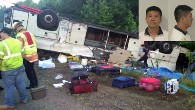 Bus Driver Convicted in Crash That Killed 4 in Va.