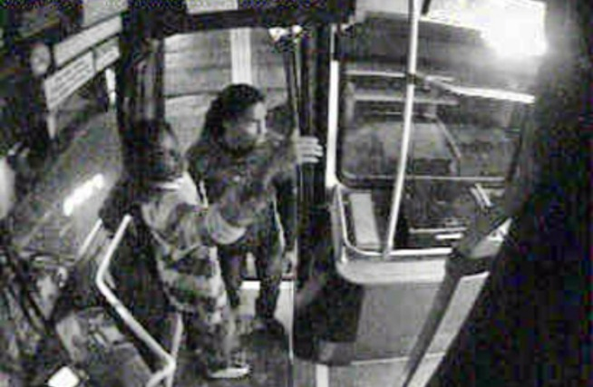 Metrobus Fatal Shooting Surveillance Video