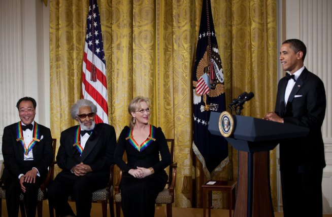 The Kennedy Center Honors program recognizes artists for excellence in their field, but some people feel certain minority groups are being ignored.