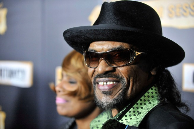 Chuck Brown Has Pneumonia