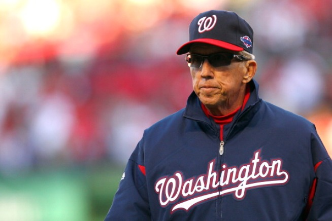 Johnson To Manage Nats in 2013