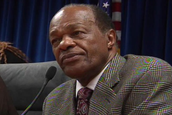 Marion Barry in Trouble Again