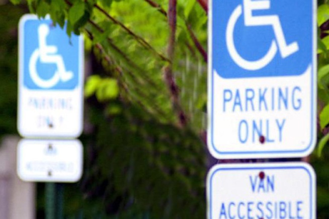 Alexandria Tells Disabled Drivers to Pay Up