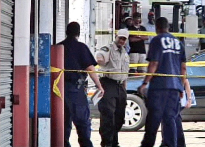 Deadly Shooting Has D.C. Store Owners on Edge