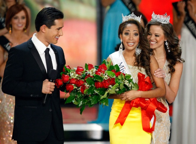 Virginia Takes Miss America Crown