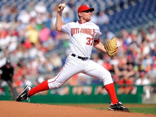 Strasburg Goes From eBay to Auction
