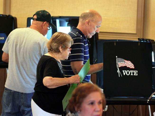 Voting Card Error Affects 7,500 Voters