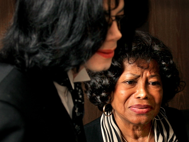 Katherine Jackson: Too Soon for Me to See MJ Doc