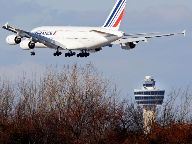 Air France to Bring Airbus Service to Dulles