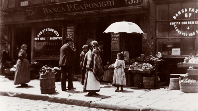 Jacob Riis Exhibit Coming to Library of Congress in April