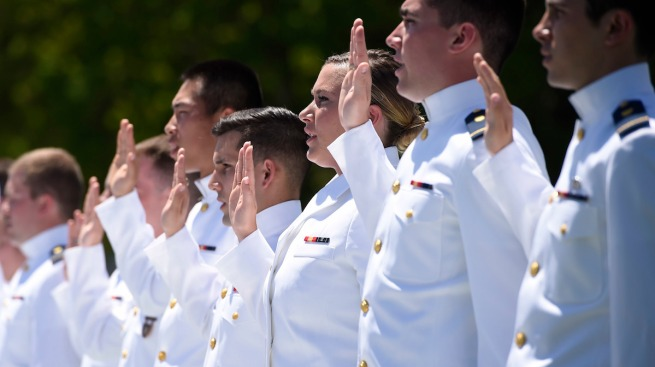Racial Bias Probed at Coast Guard Academy