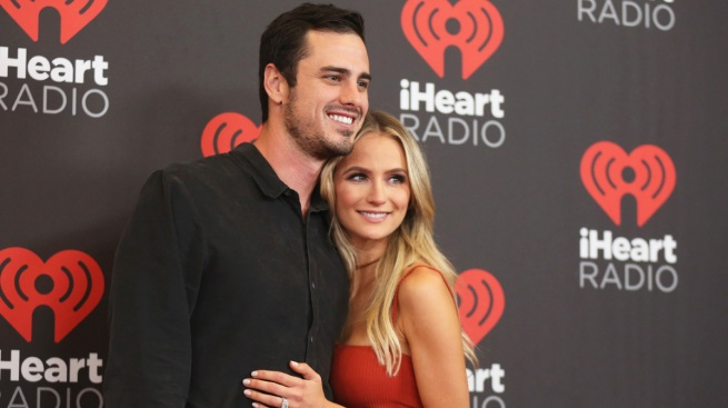 'Bachelor' Ben Higgins pauses wedding plans with West Linn's Lauren Bushnell