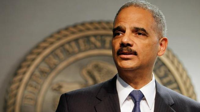Eric Holder: D.C. Should Have Voting Rights