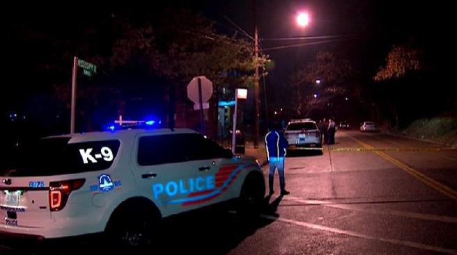 Police Investigate Double Shooting in Southeast D.C.