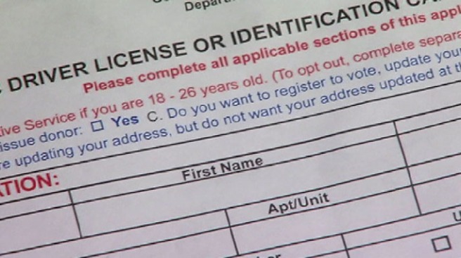 Voting In Dc? Some Residents Discover Dmv Voter Registration