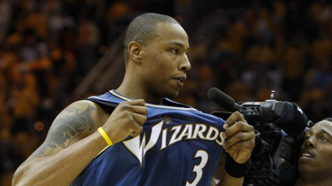 Take a Moment for Caron Butler Day