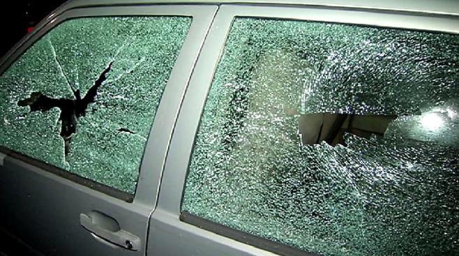 More Than 100 Cars Shot Through With BB Guns