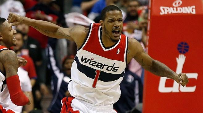 Wizards Beat Bulls 98-89, Take 3-1 Lead