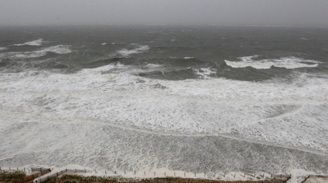 Sea Level Rising Faster in Mid-Atlantic