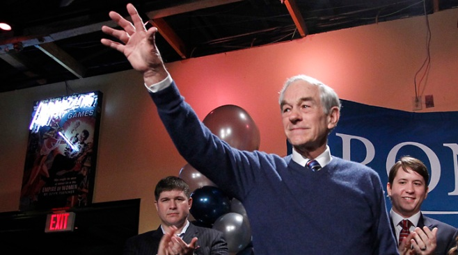 Ron Paul to Attend Town Hall in College Park