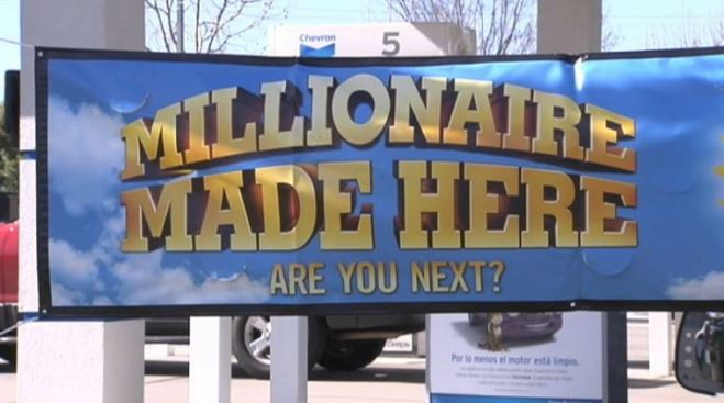 $1 Million Powerball Ticket Sold in Springfield, Va.