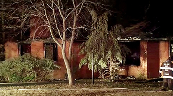 Three Firefighters Injured in Waldorf House Fire