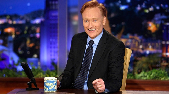 Conan O'Brien's Top 7 'Tonight Show' Moments
