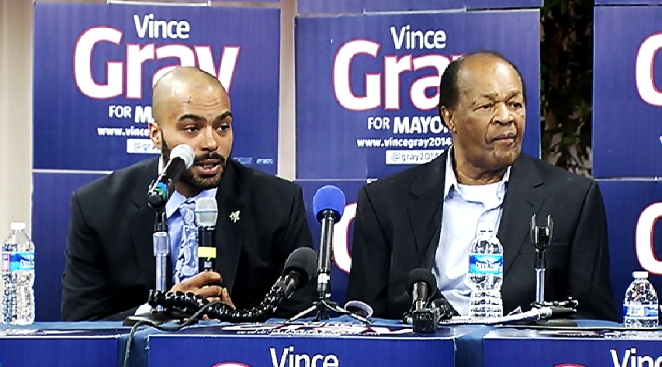 Marion Barry's Son, Christopher Barry, to Seek Late Father's D.C. Council Seat
