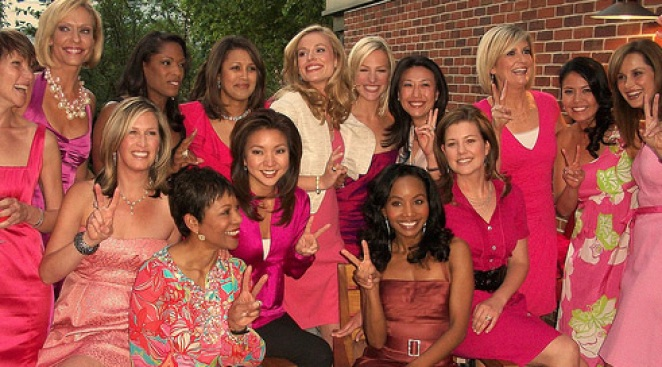 Tix on Sale for Newsbabes Bash for Breast Cancer