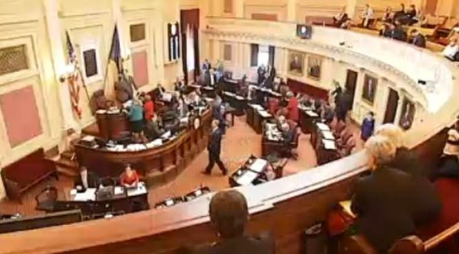 Virginia Senate Panel Advances State Budget