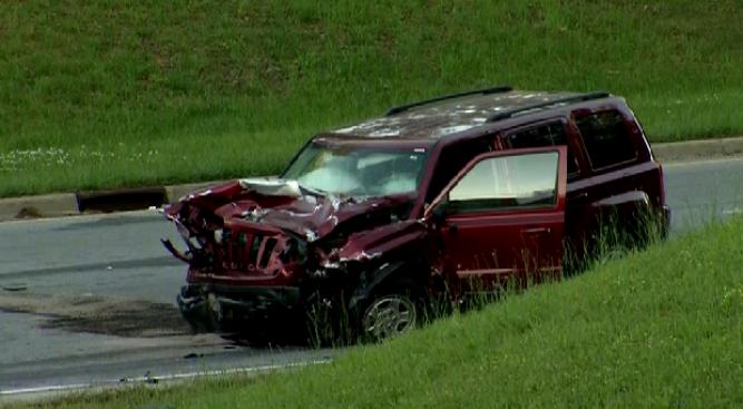 Dead In Car Crash Suitland Parkway